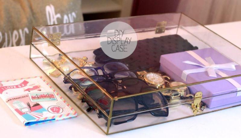 diy display cases
