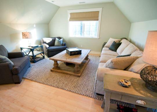 small bonus room decorating ideas