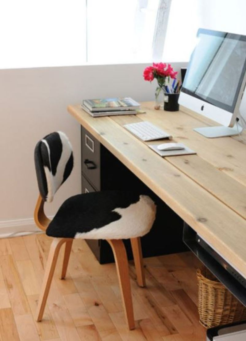 Do It Yourself Home Design: 20 Top DIY Computer Desk Plans, That Really Work For Your