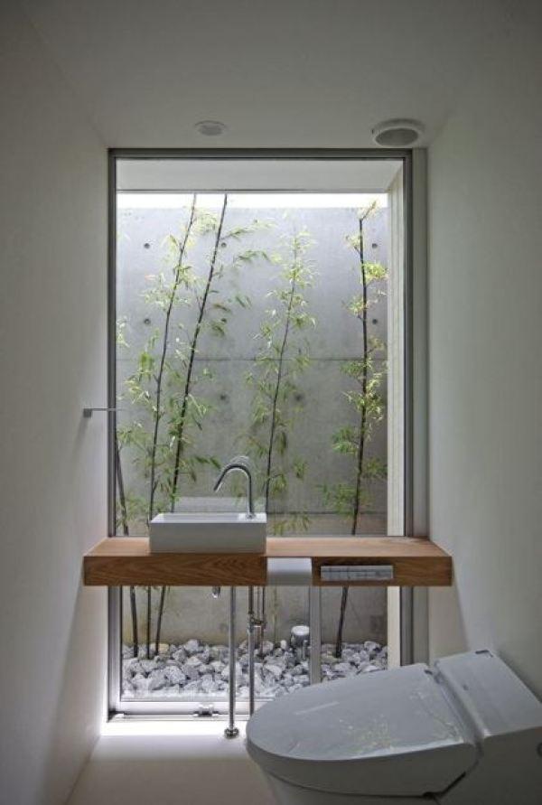 japanese half bath