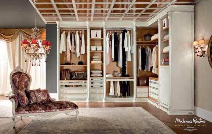 closet styling