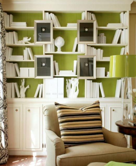 wall Bookshelf