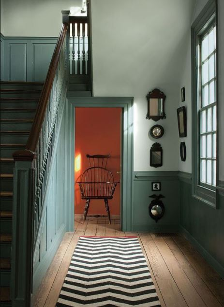 victorian wainscoting