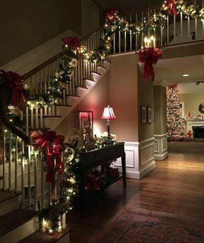 stairway banister ideas