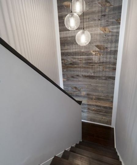 staircase ideas for split level home