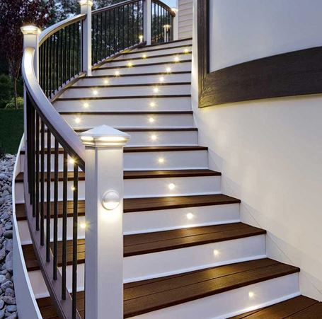 stairways colour ideas