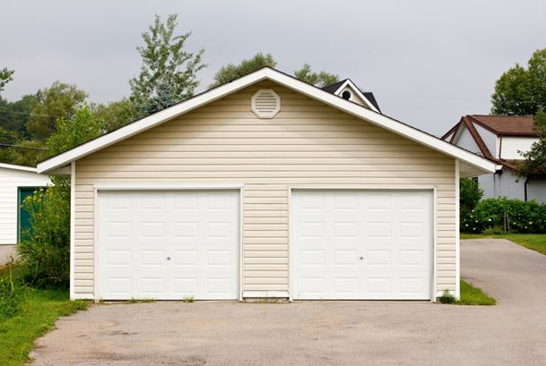 ideas building a detached garage