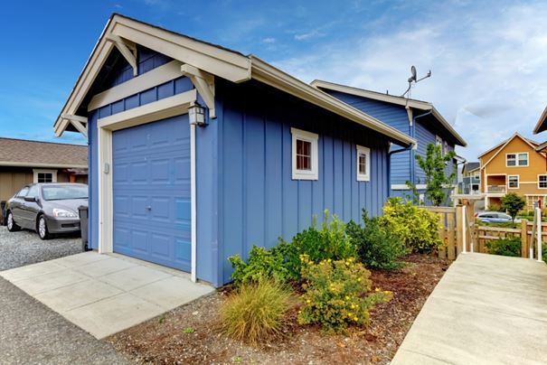 detached garage apartment ideas