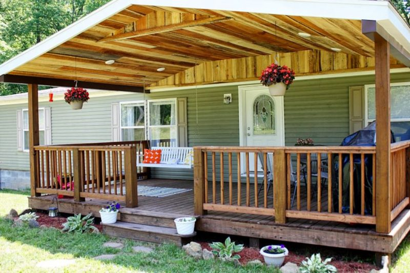 23 Amazing Covered Deck Ideas To Inspire You, Check It Out! on Covered Back Deck Designs id=55307