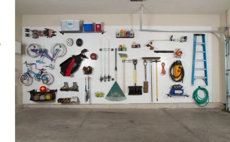 garage wall ideas good