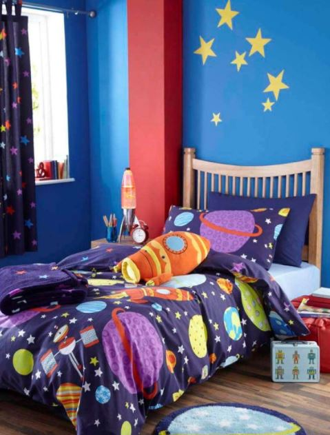 space themed rooms for adults