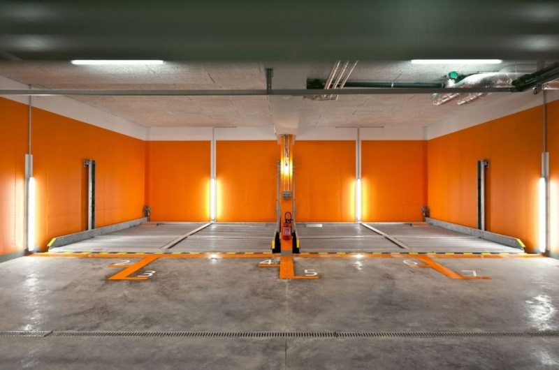 lighting ideas for a garage