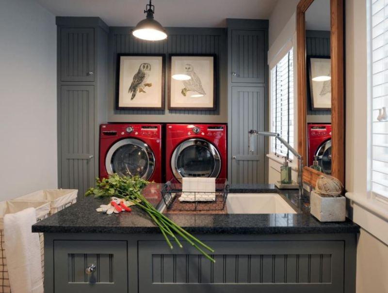 basement laundry room ideas gallery