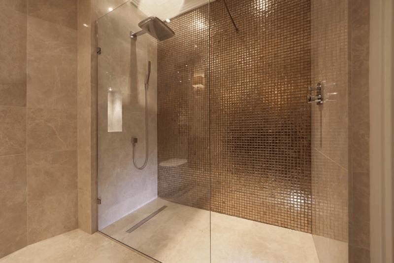 Glitter's Work for shower room