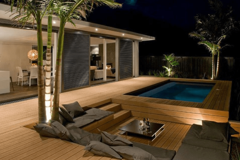 modern backyard ideas