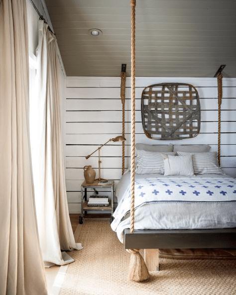 Accent bedroom