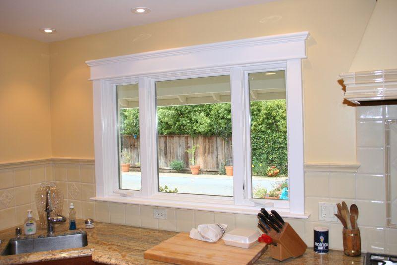 interior window trim