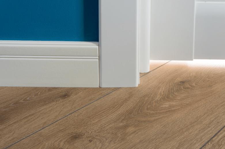 minimalist baseboard - grip elements