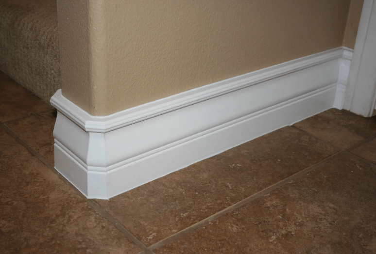 Baseboard Personal Style