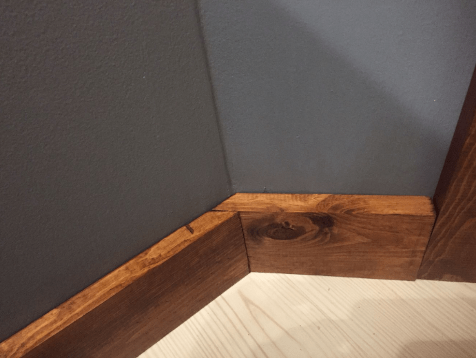 bathroom baseboard ideas