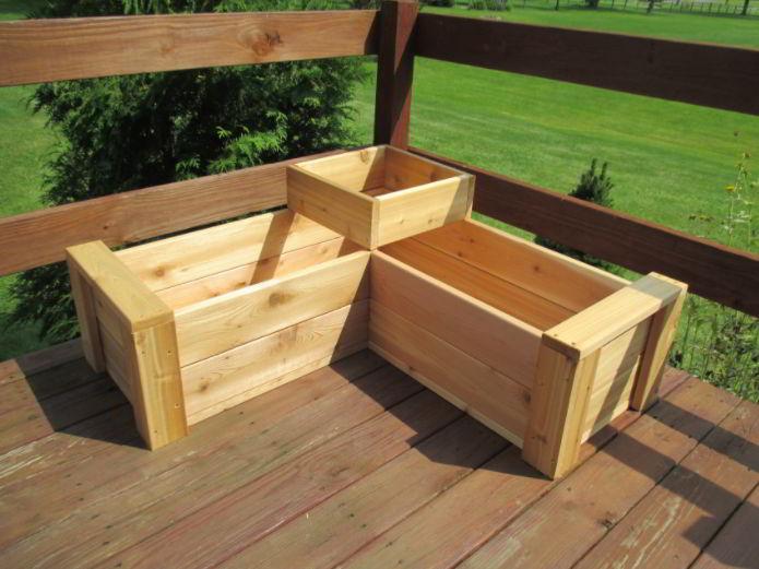 Great deck planter ideas