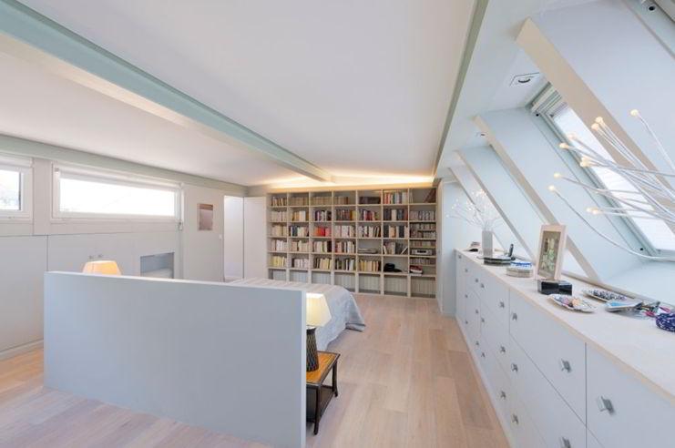 Home libraries Idea