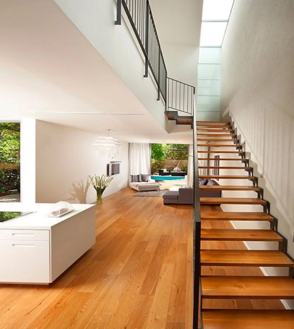 Narrow Loft Staircase Ideas