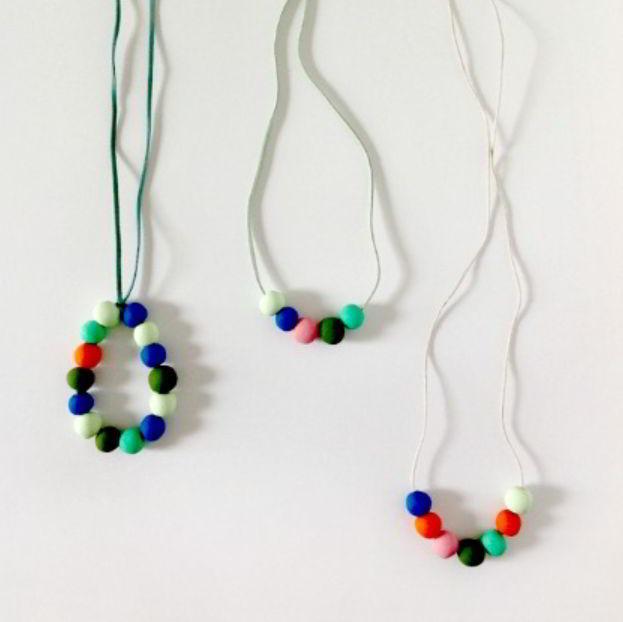 DIY Popular Clay Beads