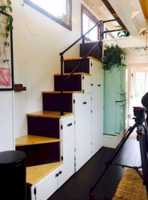 Side Storage Stairs Ideas