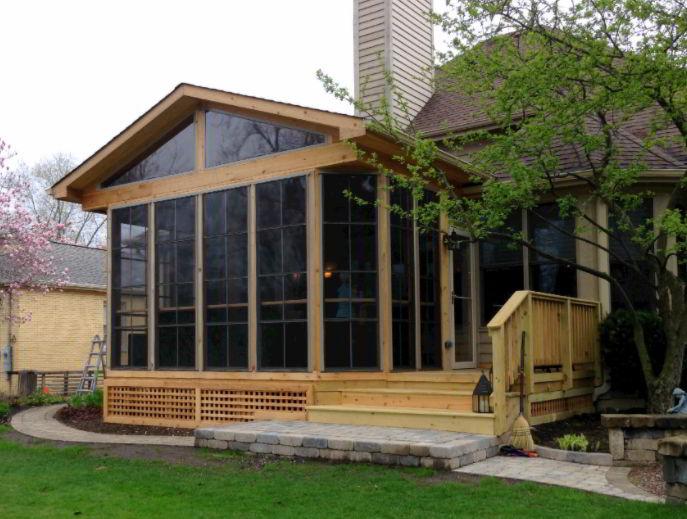 Deck Lattice Idea for Shorter Decks