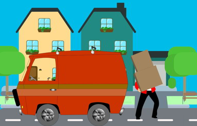 You can hire professional movers