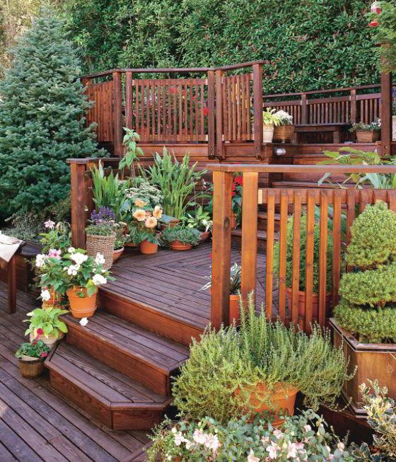 Double Handrail Ideas