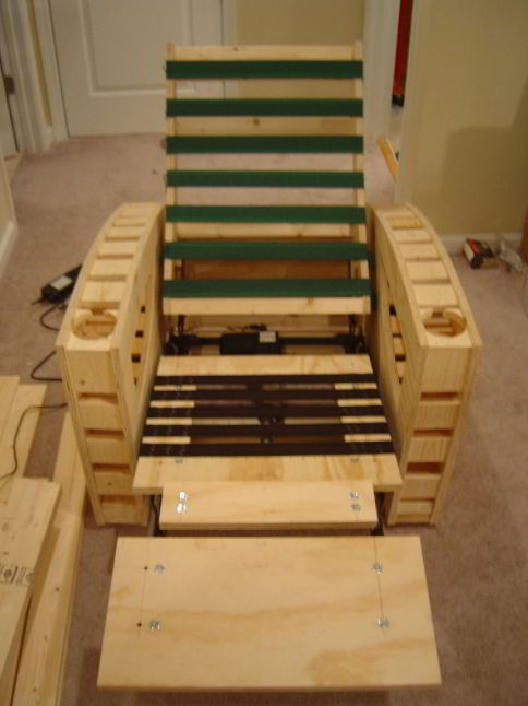 Individual Home Theater Chair