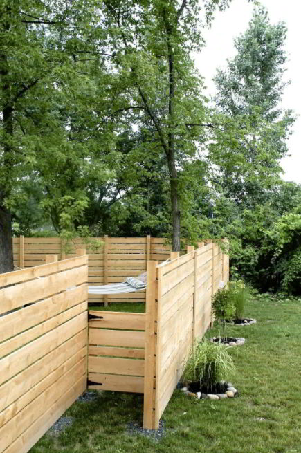 Fencing for Rustic Gardens