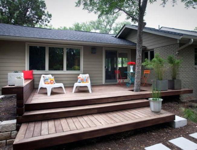 Terrace deck inspiration