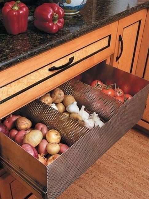 Base Cabinet Drawers