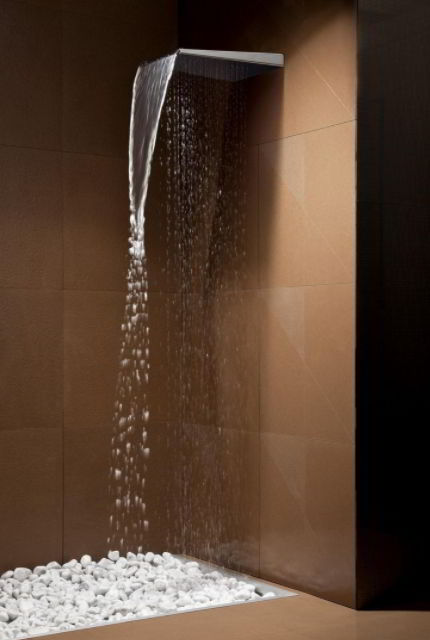 Best Rain Shower Waterfall