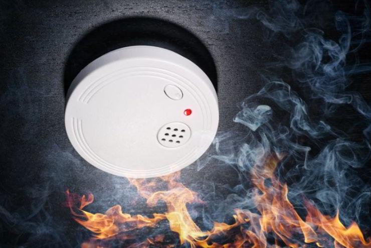 RV Smoke Detectors and Alarms