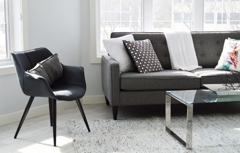 Choose Furniture With Exposed Legs