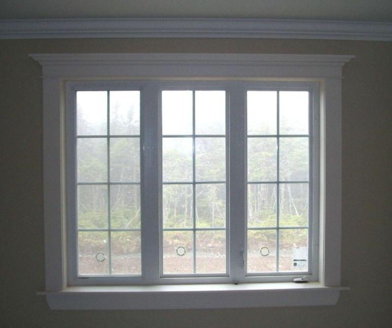 Minimalist Window Trim Ideas