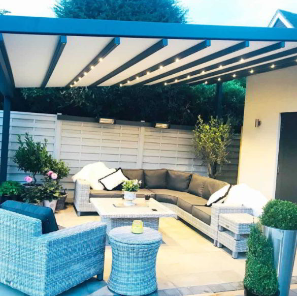 Best Roof Extension patio