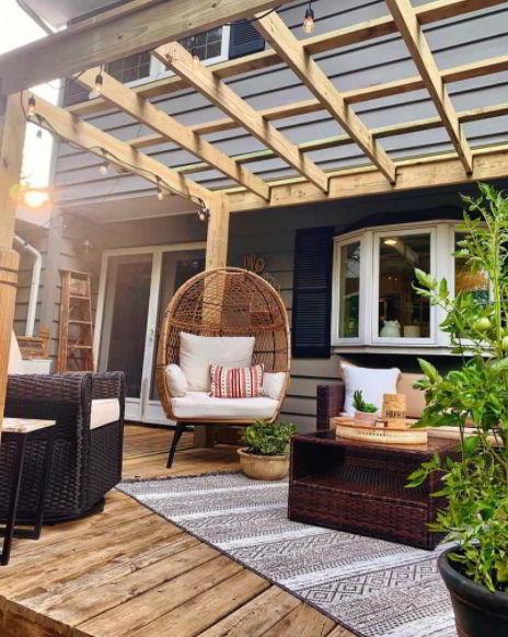 diy patio awning