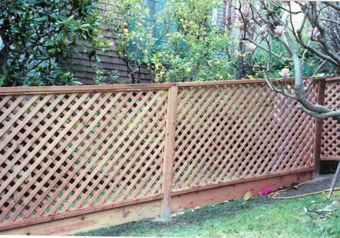 Traditional Fence Style Ideas