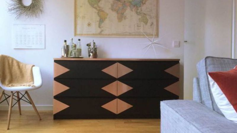Geometric Shapes Ikea Malm