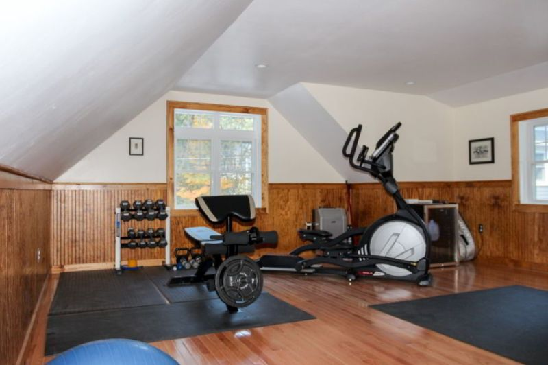 Home Gym Bonus room