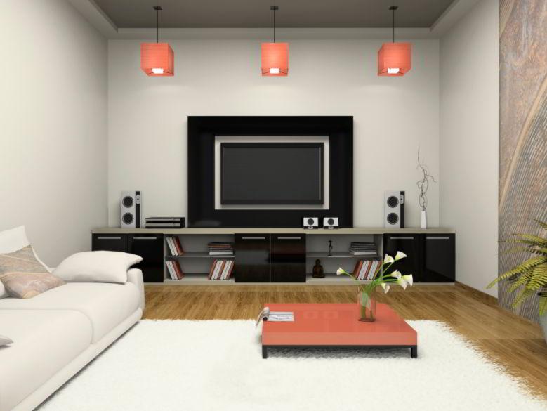 Media Bonus Room Design Ideas