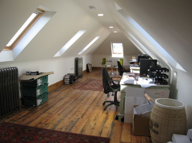 Bonus Room above Garage Ideas