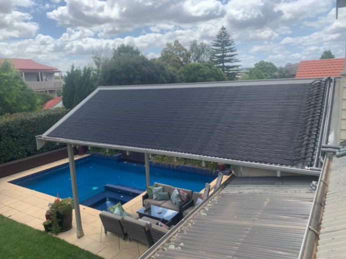 best solar pool