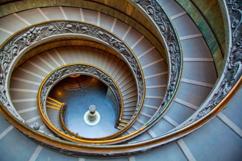 Simonetti Staircase, Vatican Museum