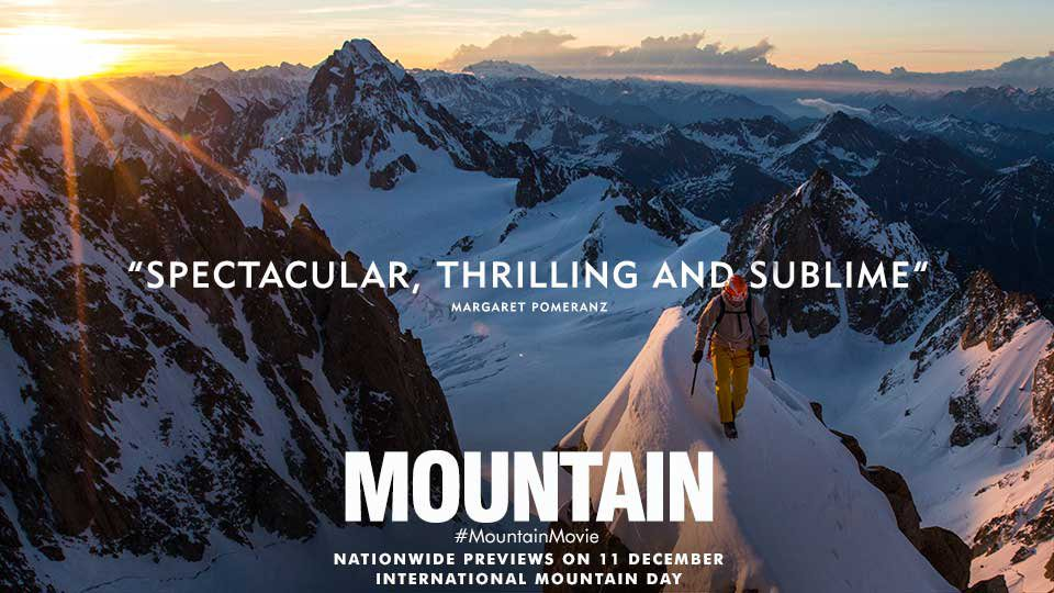 Amazing Film 'Mountain' Opens in Toronto - Gripped Magazine